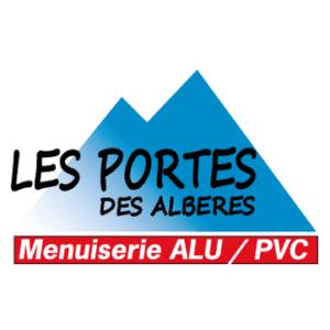 Logo Les Portes des Albères - Installateur de portails, clôtures et claustras Charuel
