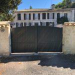 portail aluminium sirtaki à Puymoyen